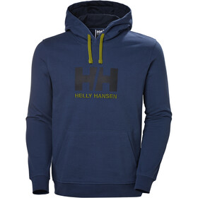Helly Hansen HH Logo Capuchon Jas Heren, north sea blue